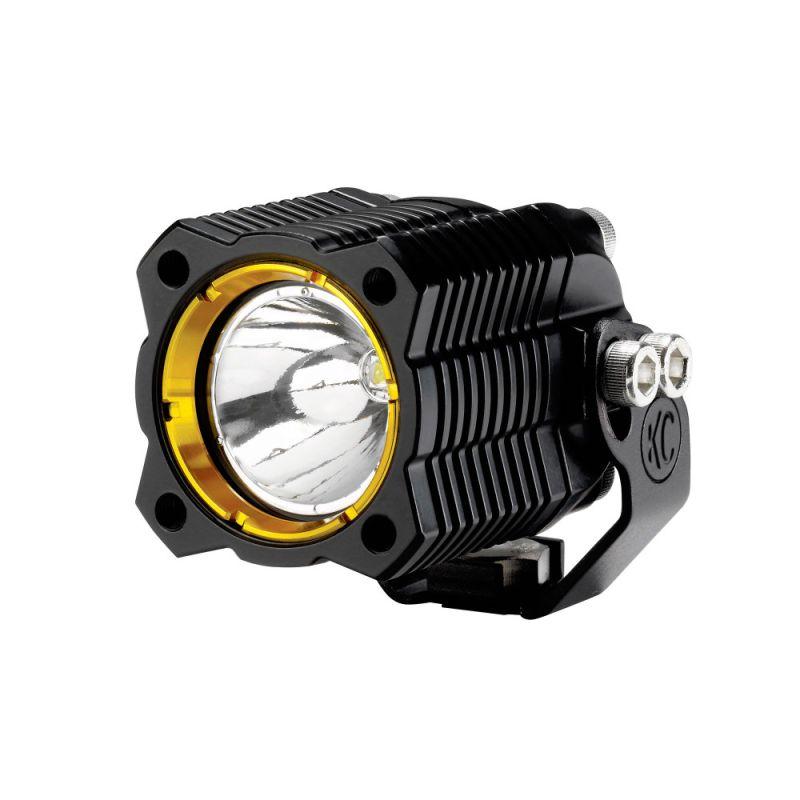 KC FLEX™ LED - Single Light - No Harness - 10W Spot Beam