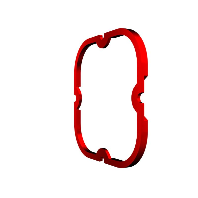FLEX ERA® 4 - 1-Bezel Ring - ED Coated - Red