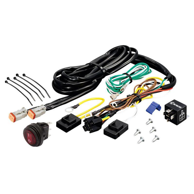 C-Series C30 - C50 LED Light Bar - Wiring Harness