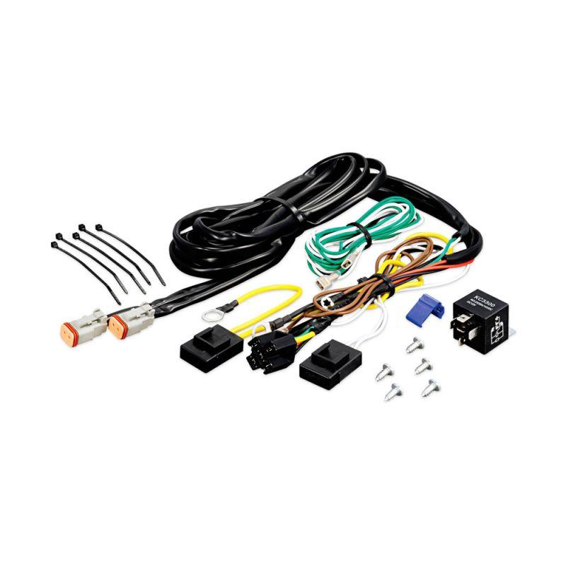 Add-On Wiring Harness - Add 1-2 Lights