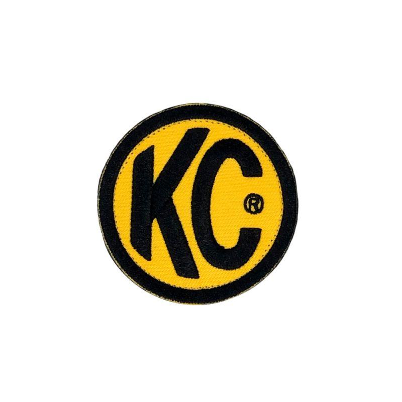 KC Logo Patch - Round - 2.5