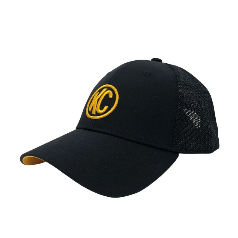 KC Curved Bill Trucker Hats (Black or Navy)