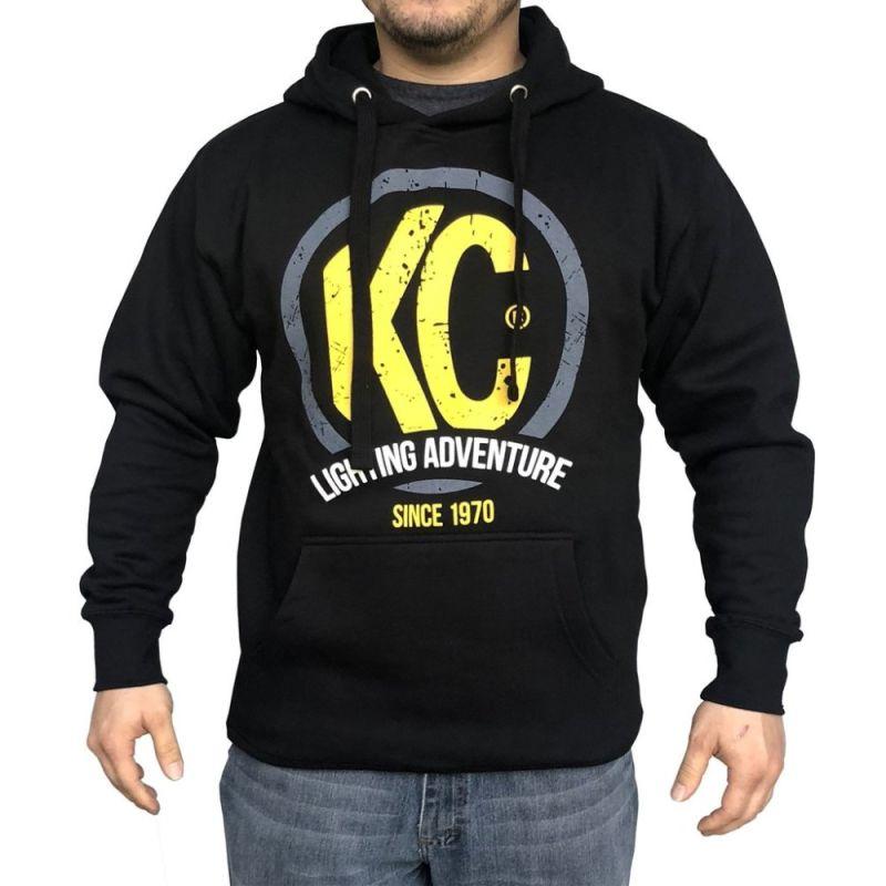 KC Classic KC Black Hoodie