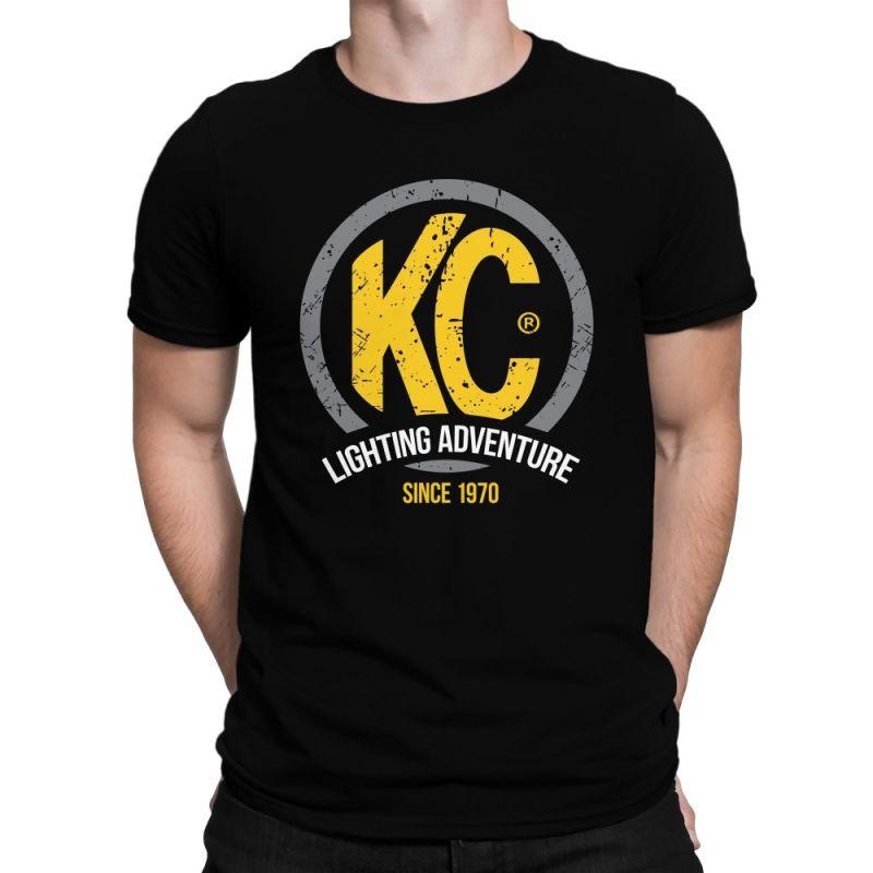 KC Premium Tee Shirt - Black - 3X-Large