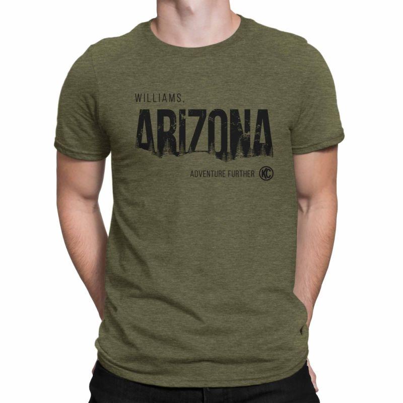 KC Arizona Tee Shirt - Arizona Green - 3X-Large