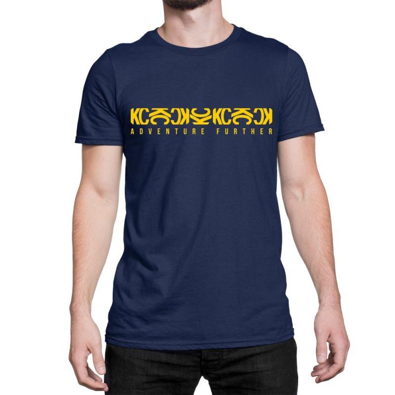KC Revolver Tee Shirt - Navy - 3X-Large