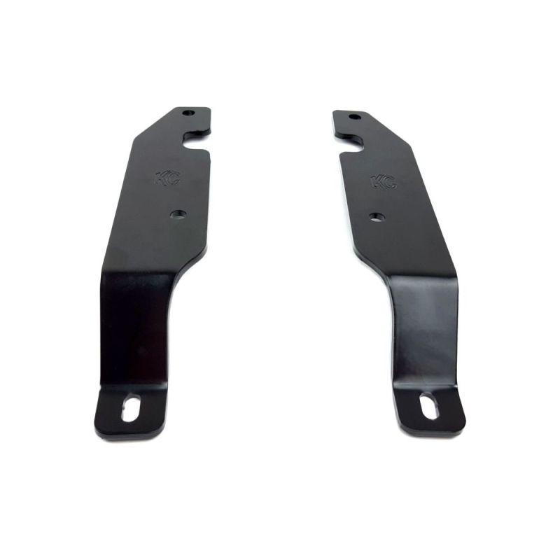 Bracket Set - Pillar Mount - Pair - for 15-16 GM 2500/3500