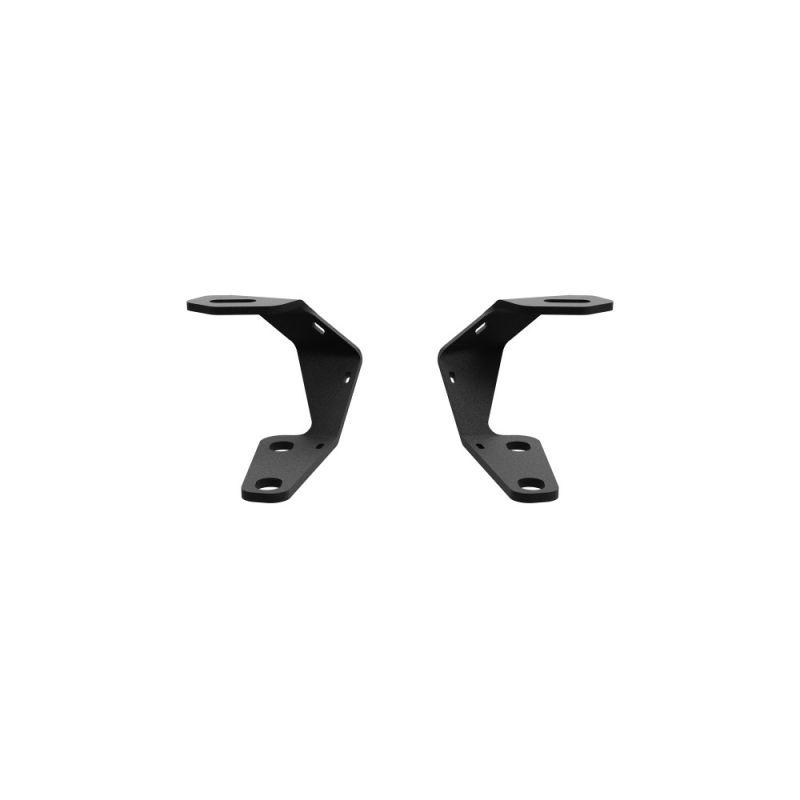 Bracket Set - Pillar / Ditch Mount - Pair - for 10-20 Toyota 4Runner