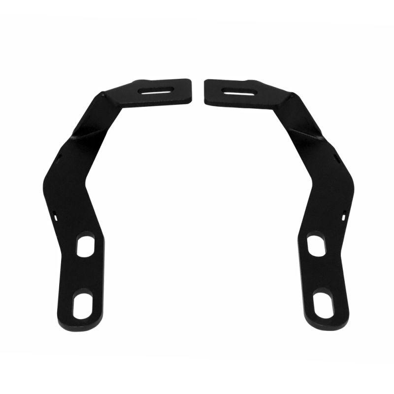 Bracket Set - Pillar / Ditch Mount - Pair - for 16-20 Toyota Tacoma