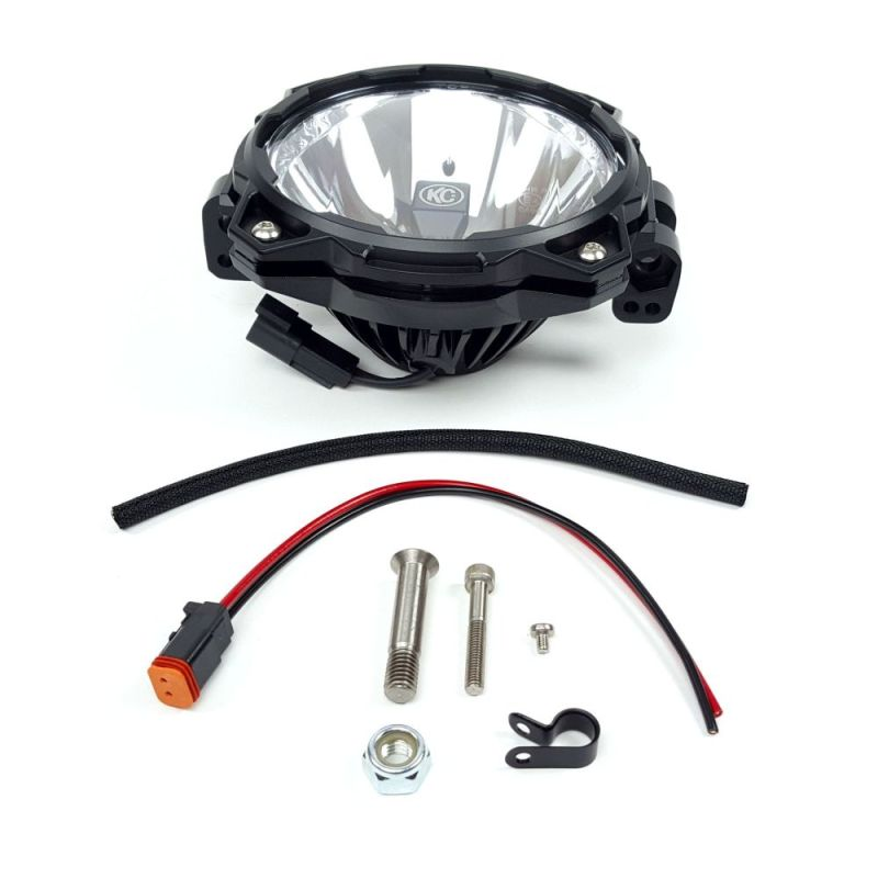 Pro6 Gravity® LED - Add-On Driving Light System - 20W Spot Beam