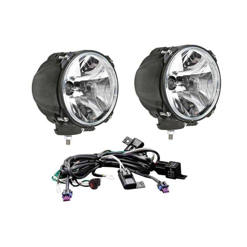 Carbon POD® 70W HID Light Pair Pack System