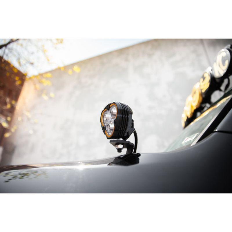FLEX ERA® 3 - 2-Light System - Ditch Mount - 40W Spot Beam - for 10-20 Toyota 4Runner