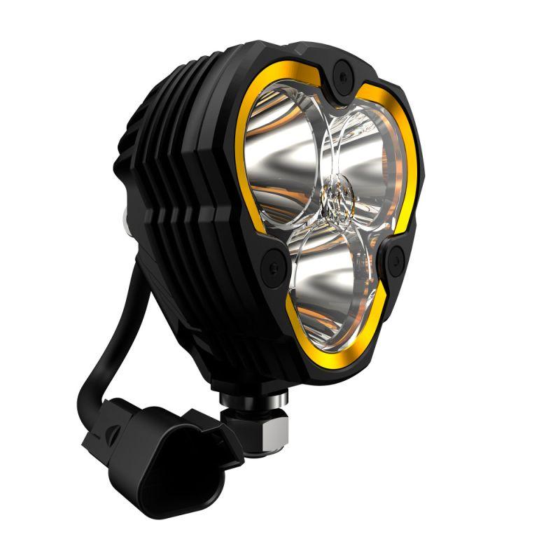 FLEX ERA® 3 - 2-Light System - Ditch Mount - 40W Spot Beam - for 05-15 Toyota Tacoma