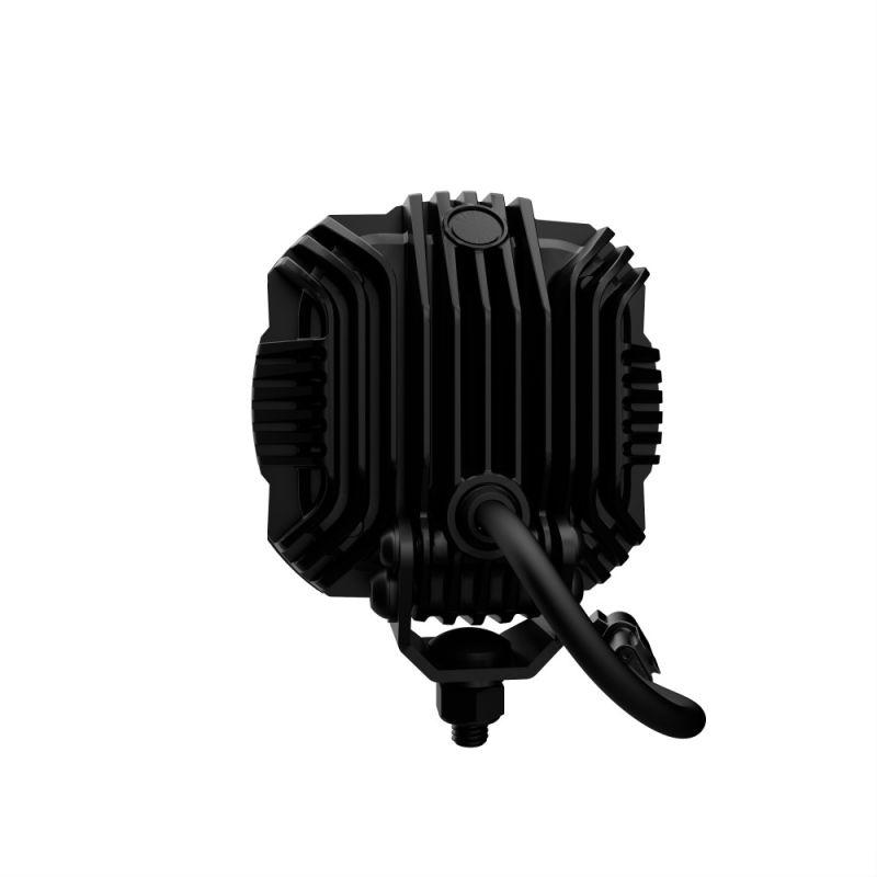 FLEX ERA® 4 - 2-Light System - Pillar Mount - 80W Spot Beam - for 18-21 Jeep JL / JT