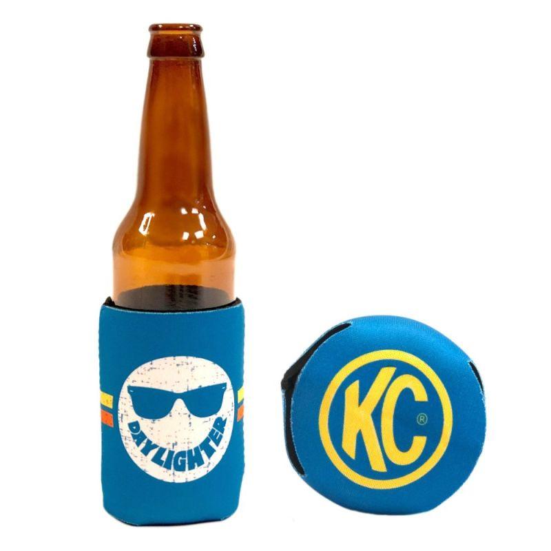 Koozie - KC HiLiTES Retro Daylighter - Ocean Blue